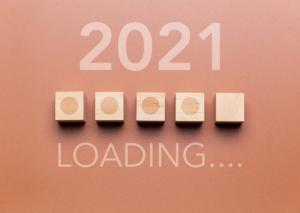 2021始まってます
